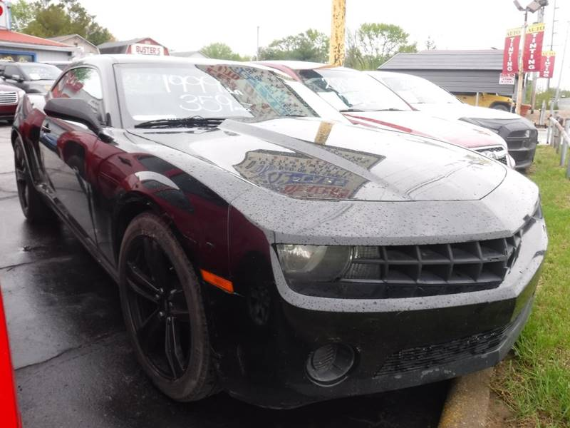 2011 Chevrolet Camaro Ls 2dr Coupe In Greenwood In