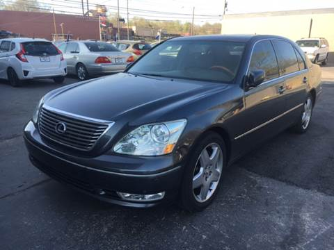 2006 Lexus LS 430 for sale at Car Guys in Lenoir NC