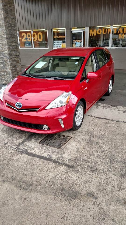 2013 Toyota Prius v for sale at Car Guys in Lenoir NC