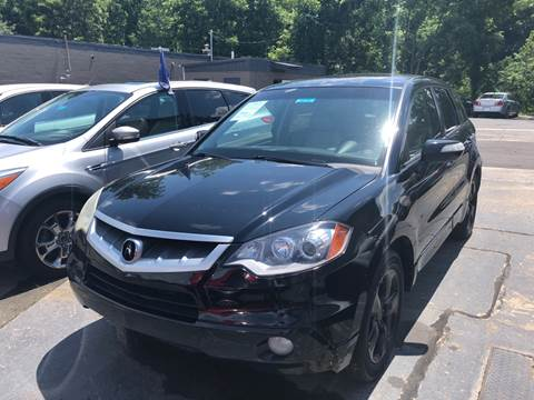 2007 Acura RDX for sale at Car Guys in Lenoir NC