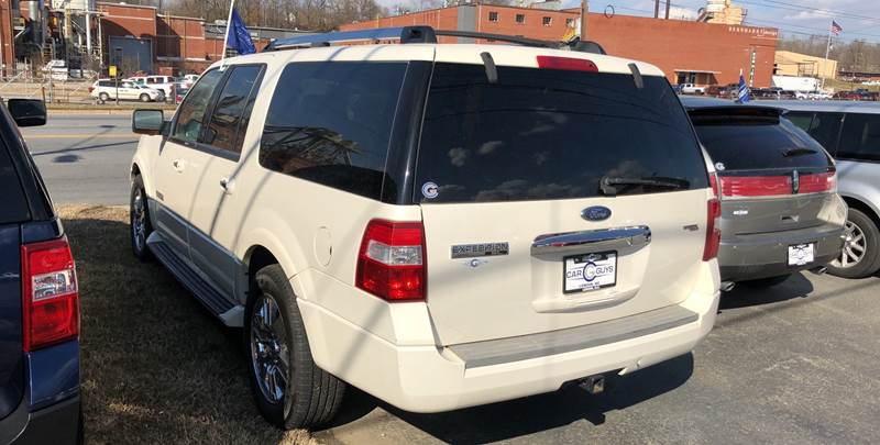 2007 Ford Expedition EL Limited 4dr SUV 4x4 - Lenoir NC