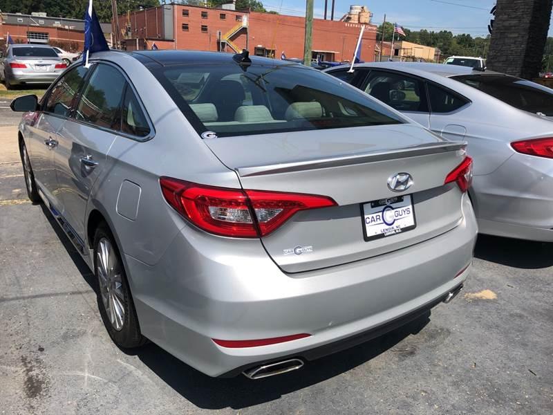 2015 Hyundai Sonata Sport 4dr Sedan - Lenoir NC