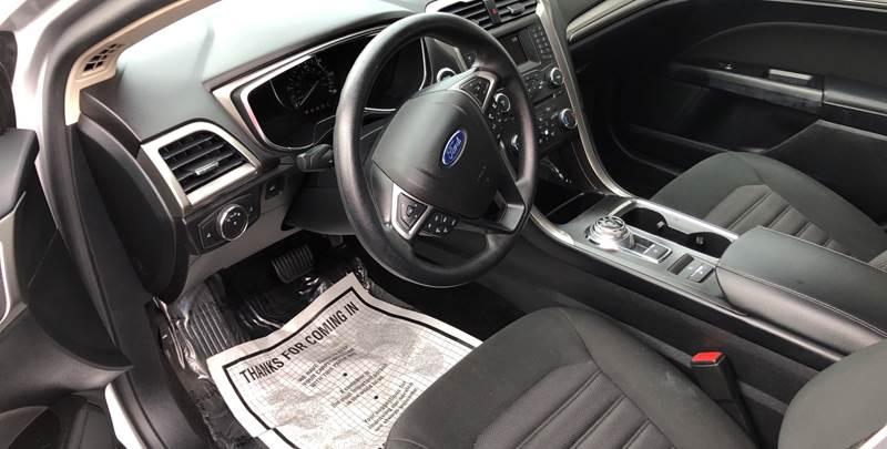 2017 Ford Fusion Hybrid SE 4dr Sedan - Lenoir NC
