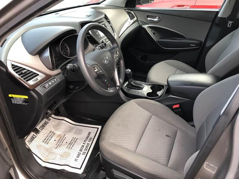 2017 Hyundai Santa Fe Sport 2.4L 4dr SUV - Lenoir NC