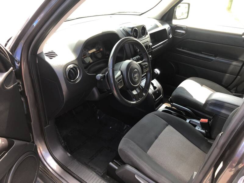 2014 Jeep Patriot 4x4 Latitude 4dr SUV - Lenoir NC