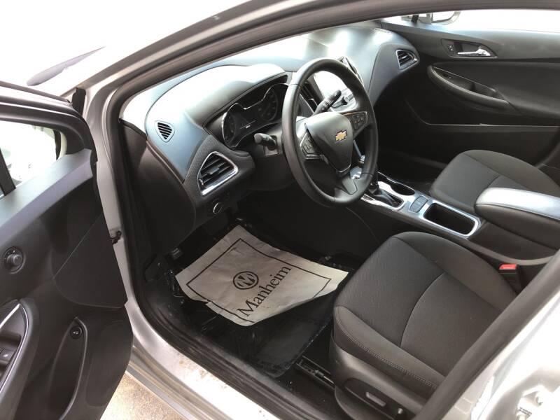 2017 Chevrolet Cruze LT Auto 4dr Sedan - Lenoir NC