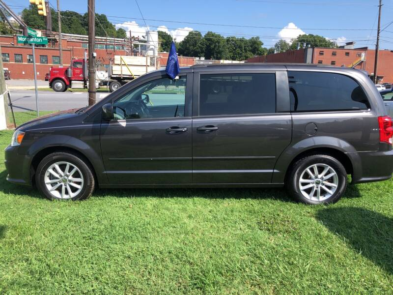 2015 Dodge Grand Caravan SXT 4dr Mini-Van - Lenoir NC