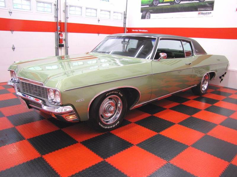 1970 Chevrolet Impala SPECTACULAR SURVIVOR WITH 1 REPAINT In ...