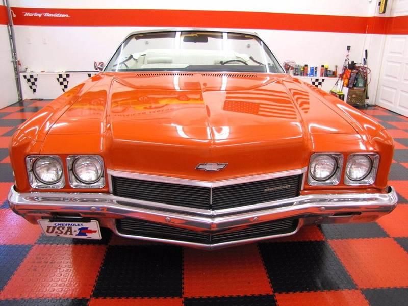 1972 Chevrolet Impala SPECIAL ORDER COLOR \