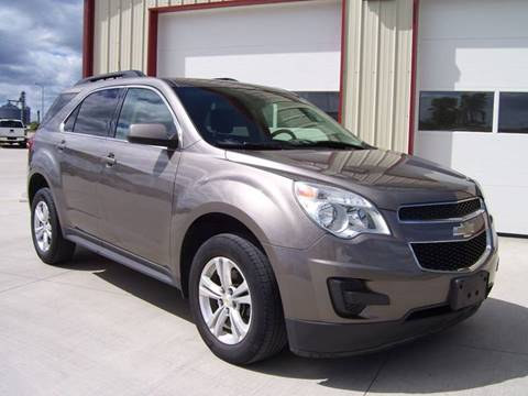 2012 Chevrolet Equinox for sale at SCOTT LEMAN AUTOS in Goodfield IL