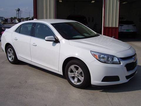 2016 Chevrolet Malibu Limited for sale at SCOTT LEMAN AUTOS in Goodfield IL