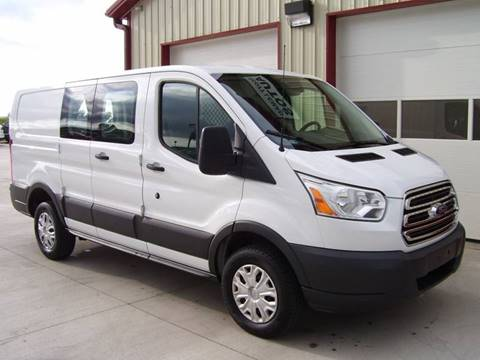 2016 Ford Transit Cargo for sale at SCOTT LEMAN AUTOS in Goodfield IL