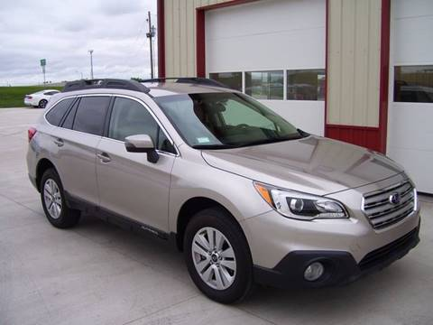 2016 Subaru Outback for sale at SCOTT LEMAN AUTOS in Goodfield IL