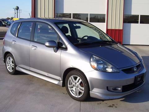 2008 Honda Fit for sale in Goodfield, IL