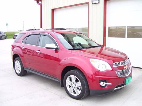 2015 Chevrolet Equinox for sale at SCOTT LEMAN AUTOS in Goodfield IL