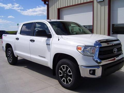 2015 Toyota Tundra for sale at SCOTT LEMAN AUTOS in Goodfield IL