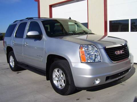 2012 GMC Yukon for sale at SCOTT LEMAN AUTOS in Goodfield IL