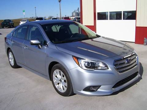 2016 Subaru Legacy for sale at SCOTT LEMAN AUTOS in Goodfield IL