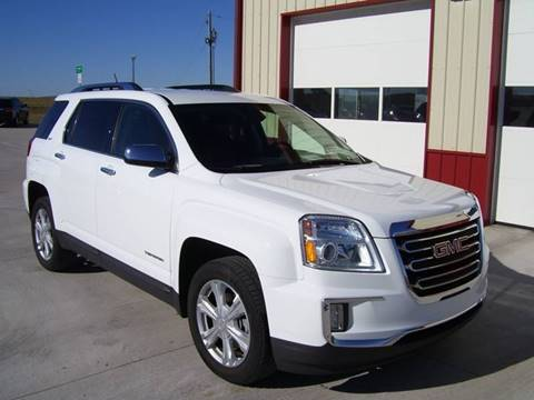 2017 GMC Terrain for sale at SCOTT LEMAN AUTOS in Goodfield IL