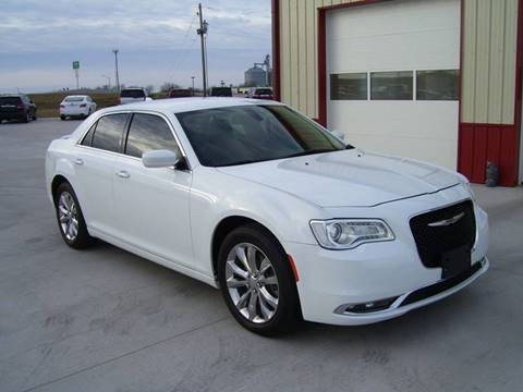 2016 Chrysler 300 for sale at SCOTT LEMAN AUTOS in Goodfield IL
