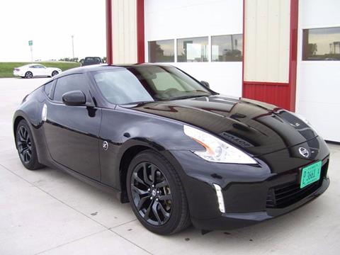 2015 Nissan 370Z for sale at SCOTT LEMAN AUTOS in Goodfield IL
