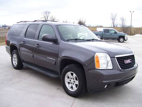 2010 GMC Yukon XL for sale at SCOTT LEMAN AUTOS in Goodfield IL