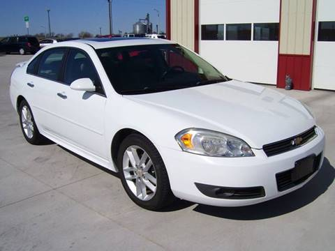 2010 Chevrolet Impala for sale at SCOTT LEMAN AUTOS in Goodfield IL