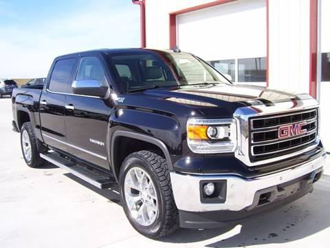 2015 GMC Sierra 1500 for sale at SCOTT LEMAN AUTOS in Goodfield IL