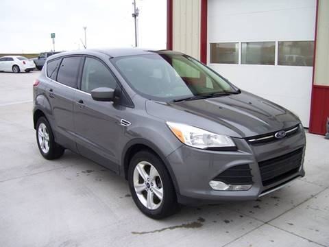 2014 Ford Escape for sale at SCOTT LEMAN AUTOS in Goodfield IL