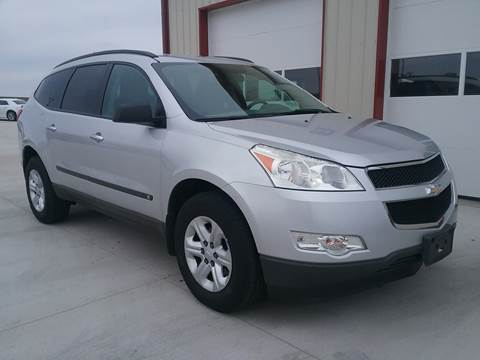 2010 Chevrolet Traverse for sale at SCOTT LEMAN AUTOS in Goodfield IL