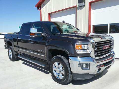 2015 GMC Sierra 2500HD for sale at SCOTT LEMAN AUTOS in Goodfield IL
