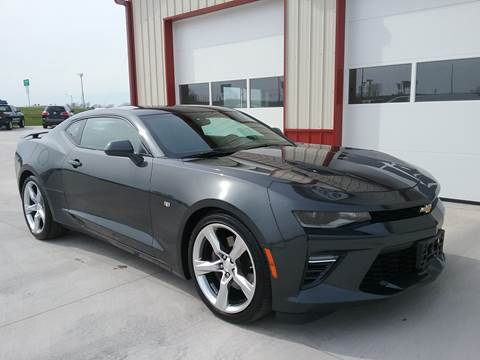 2017 Chevrolet Camaro for sale at SCOTT LEMAN AUTOS in Goodfield IL