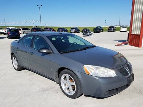 2008 Pontiac G6 for sale at SCOTT LEMAN AUTOS in Goodfield IL