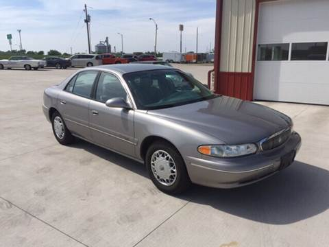 1999 Buick Century for sale at SCOTT LEMAN AUTOS in Goodfield IL