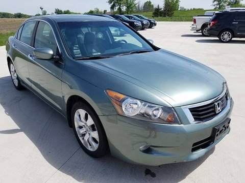 2009 Honda Accord for sale at SCOTT LEMAN AUTOS in Goodfield IL