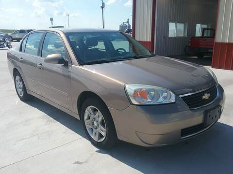 2008 Chevrolet Malibu Classic for sale at SCOTT LEMAN AUTOS in Goodfield IL