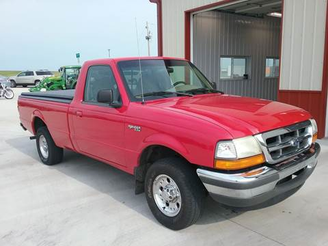 1998 Ford Ranger for sale at SCOTT LEMAN AUTOS in Goodfield IL