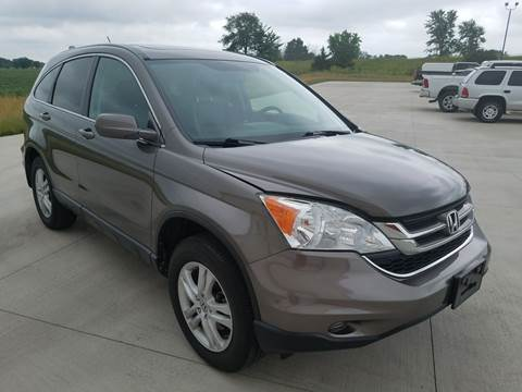 2010 Honda CR-V for sale at SCOTT LEMAN AUTOS in Goodfield IL