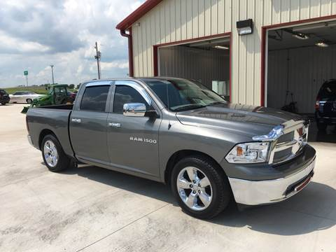 2011 RAM Ram Pickup 1500 for sale at SCOTT LEMAN AUTOS in Goodfield IL