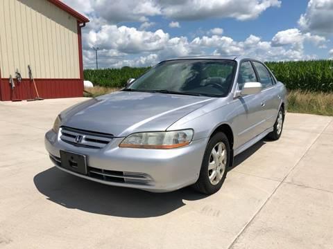 2002 Honda Accord for sale in Goodfield, IL