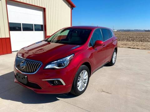 2017 Buick Envision for sale at SCOTT LEMAN AUTOS in Goodfield IL