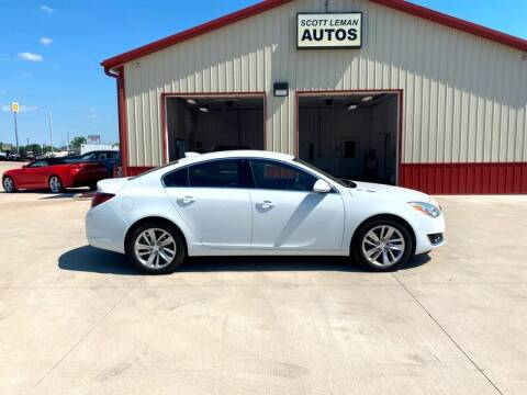 2016 Buick Regal for sale at SCOTT LEMAN AUTOS in Goodfield IL