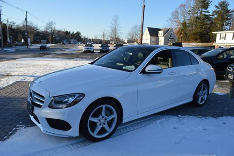 2016 mercedes benz c class awd c 300 luxury 4matic 4dr for Mercedes benz of hanover staff