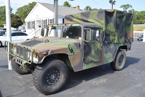 1990 HUMMER H1 for sale in Hanover, MA