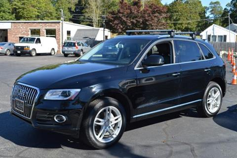 2017 Audi Q5 for sale in Hanover, MA