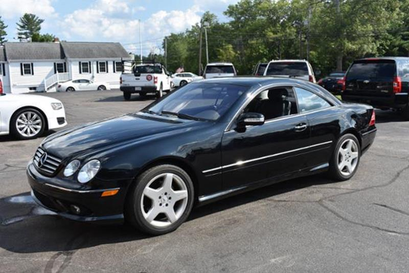 2004 mercedes benz cl class cl 500 2dr coupe in hanover ma auto etc. Black Bedroom Furniture Sets. Home Design Ideas