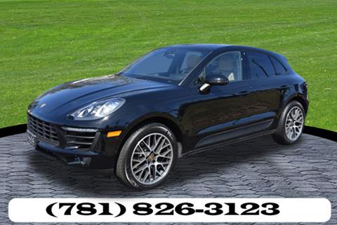 2018 Porsche Macan for sale in Hanover, MA