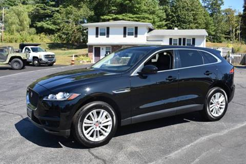 2019 Jaguar F-PACE for sale in Hanover, MA