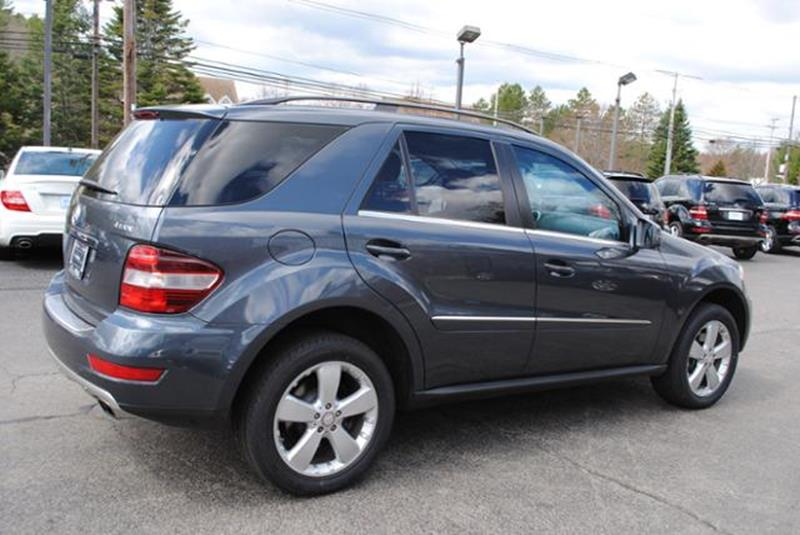 2011 Mercedes-Benz M-Class ML350 4MATIC AWD 4dr SUV - Hanover MA