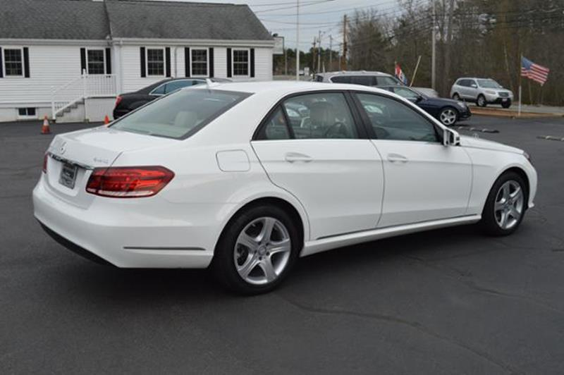 2014 mercedes benz e class e350 luxury 4matic awd 4dr for Mercedes benz of hanover staff